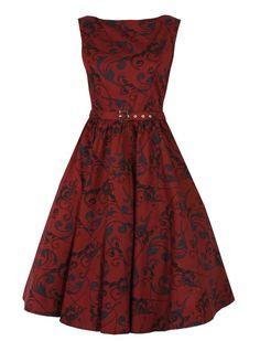 Circle Dress - Rockabilly Clothing - Online Shop für Rockabillies und Rockabellas