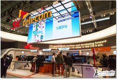 [MWC 2013] SKtelecom Booth @SKT 4G LTE