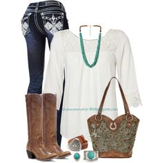 """Gone Country"" by shannonmarie-94 on Polyvore"