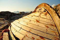 Broken Boat,Croatia Via: Behind The Lens Lukey