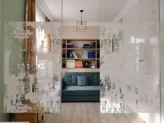 Divider, City, Room, Furniture, Home Decor, See Through, Bedroom, Decoration Home, Room Decor
