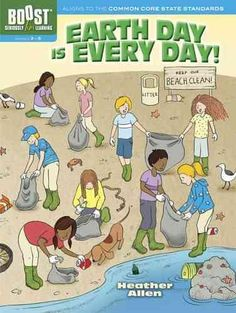 Boost Earth Day Is Every Day!