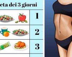La dieta veloce che accelera il metabolismo e ti fa perdere 6 kg in pochi giorni! - Idee Geniali Fett, Fat Burning, Burns, The Cure, Health Fitness, Food And Drink, How To Plan, Swimwear, Beauty
