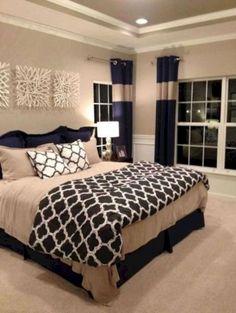 Huge Bedrooms, Huge Master Bedroom, Master Bedroom Design, Luxurious Bedrooms, Home Decor Bedroom, Bedroom Wall, Bedroom Ideas, Bedroom Retreat, Bedroom Furniture