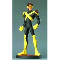 Wonder X-males Evolution Cyclops Maquette Chilly Forged Statues Determine.