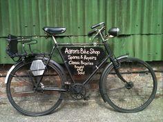 Aarons Bike Shop, Brighton