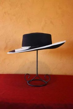 Montana Rio Buckaroo Hats Western Hats, Cowboy Hats, Buckaroo Hats, Cowgirl Style, Western Style, Hats For Men, Ladies Hats, Flat Hats, Headgear