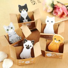 Cheap cat office supplies, Buy Quality cat supplies directly from China cat and dog Suppliers: Hot Sell Loveliness Cats And Dog Pet Carton Sticky Notes For Student Gift Office Supplies Household Items Be Convenient To Carry