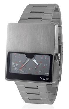 Void Watch Retro Gauge