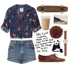 """On the Line"" by throwmeadream on Polyvore"