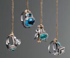 Com diamantes e até turmalina paraíba, confira a seleção de Vogue para as noivas