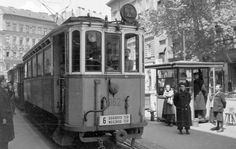 Ilyen is volt Budapest - Mester utca Old Pictures, Historical Photos, Hungary, Budapest, Street View, Marvel, Train, Beautiful, Antique Photos