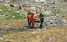 Más de 20 rescates este fin de semana en el Pirineo Oscense