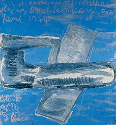 Rose Wylie (b.1934) | Art UK Art UK | Discover Artists Rose Wylie ...