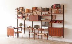 Really amazing setup with multiple desks.