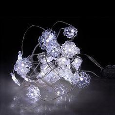 LED-blinkendes Kupfer-Lichterkette