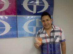 La Tarjeta American Express de Banco de Guayaquil realizó un concurso en twitter para ganar entradas a supercines.