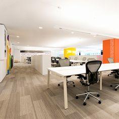 Cbc inauguró nuevas oficinas corporativas - Cabcorp