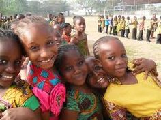 Image result for african print childrens fashion