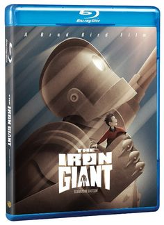 The Iron Giant - Blu-Ray (Warner Home Video Region A) Release Date: September 6, 2016 (Amazon U.S.)