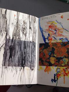 Rebekah's sketchbook