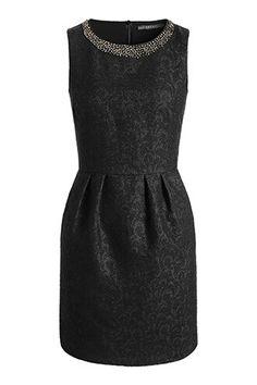 Esprit: Jaquard-Kleid 085EO1E022