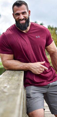 Ultimate Long Beard Guide for 2020 - 13 Best Long Beard Styles for Men . - Ultimate Long Beard Guide for 2020 – 13 Best Long Beard Styles for Men to Try in 2019 – - Long Beard Styles, Beard Styles For Men, Hair And Beard Styles, Outfits Hombre, Long Beards, Beard Grooming, Hommes Sexy, Beard Tattoo, Bear Men