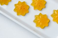 Domácí želé bonbóny (Gumdrops) – Chef MUM Gum Drops, Ice Tray, Paleo, Candy, Beach Wrap