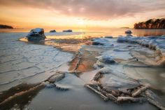 Joie De Vivre - These icescapes change so fast you have to shoot while you can. The light is also something that will be different. I'm really excited about shooting this winter. What are you photographing recently? Kai, Winter, Nature, Photography, Outdoor, Landscapes, Change, Joy Of Life, Winter Time