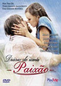Filme online de Nick Cassavetes baseado no livro homônimo de Nicholas Sparks para você ver no Dia dos Namorados - Diário de uma paixão.