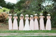 Photography: Shauntelle Sposto And Shelby Prendergast  - www.spostophotography.com  Read More: http://www.stylemepretty.com/2014/11/03/romantic-forest-wedding-in-temecula/
