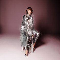 """Edie Campbell delves into disco decadence in """"Bright Star"""" by David Sims for Vogue Paris, March 2016. 70's inspired styles that became dedicated to art of movement. Through means of expression this era became about the advent of individuality. Flamboyant fabrics weren't merely pieces of cloth sewn together to form au courant designs – they …"""