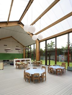 Gallery of Children's Recreation Centre / AIR Architecture - 3