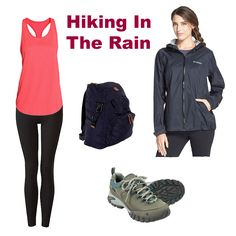 Dots N Bows: May Showers #Hiking #Exploring #Nature #RainyDay #OutfitIdea #Blogger #Blogging #FBlogger #Fashion #Clothing