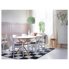 IKEA - IDOLF Chair white