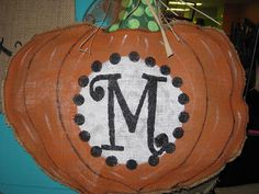 Find This Pin And More On Burlap Door Hangers By Lizziebetht.