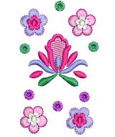 Esta vez vamos a compartir un bordado de rosas decorado con diferentes colores de rosas, Este bordado esta diseñado especialmente para mantener y sabanas.