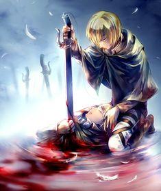 Armin Arlert by きの