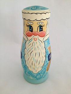 "Russian Nesting Doll ""Matrioshka"" Russian Holiday  from $14.99 @simos310 auction @ebay"