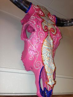 Fabulous and Pink Skull