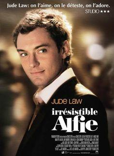 Irrésistible Alfie ou Alfie au Québec est un film américain réalisé par Charles Shyer, sorti en 2004. (Wikipédia) (Télé / Déc. 2013)