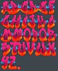 graffiti alphabet - Penelusuran Google