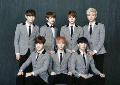 JungKook,V, Suga,Jimin,J-Hope,Rap Monster and Jin