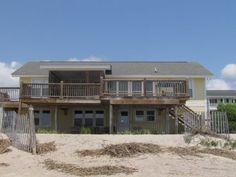 Edisto Realty - Surf's Inn - Beachfront - Edisto Island, SC