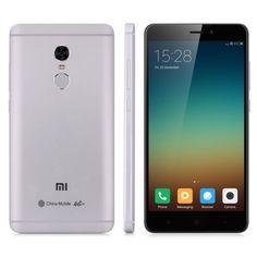 """5.5"""" Xiaomi Redmi Note 4 4G Smartphone Android 6.0 DecaCore 3GB+64GB 13MP"""
