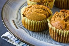 Sweet Potato Muffins by Maria England - Sweeter Life Club