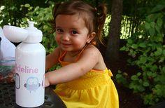 Gorgeous pic of this Stuck on You kid. Shop the Drink Bottles > www.stuckonyou.biz #stuckonyoukids