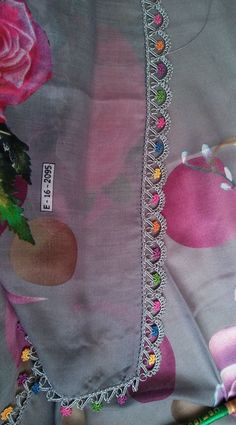 Köprü Oyası Yazma Baby Knitting Patterns, Embroidery Patterns, Quilt Patterns, Sewing Patterns, Crochet Patterns, Pearl Design, Crochet Lace, Bargello, Womens Scarves