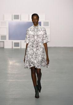 Teatum Jones ... #LFW #London #fashionweek #fashion #SS17 #RTW