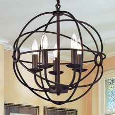 You'll love the Shindanlang 5-Light Globe Pendant at Wayfair - Great Deals on all Lighting products with Free Shipping on most stuff, even the big stuff.